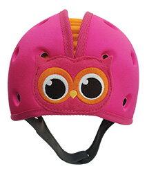 預購8月底 英國SafeheadBABY幼兒學步防撞安全帽綠/藍/桃/紅/紫/橘