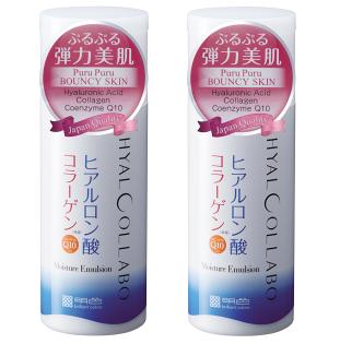 【明色】HYALCOLLABO超潤保濕乳液兩件組