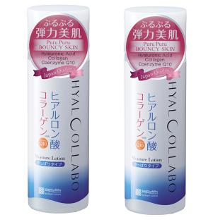 【明色】HYALCOLLABO超潤化妝水清爽兩件組