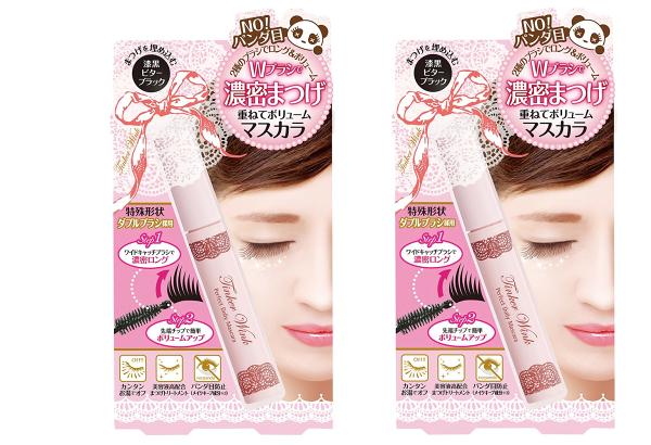 桃谷TinkerWink完美蘿莉睫毛膏兩件組