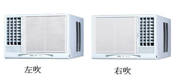 SANLUX台灣三洋 左/右吹式窗型冷氣 SA-L63A/SA-R63A 含基本安裝