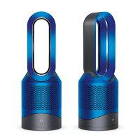 Dyson HP01 Pure Hot + Cool Purifier, Heater & Fan | Iron/Blue | Refurbished