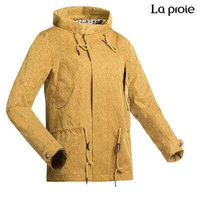 La proie 女式提花風衣(兩色) 0