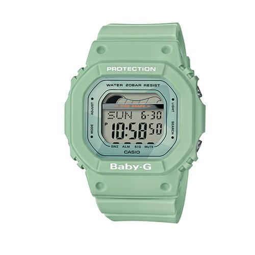 CASIO BABY-G 夏季海洋風潮運動腕錶/BLX-560-3DR