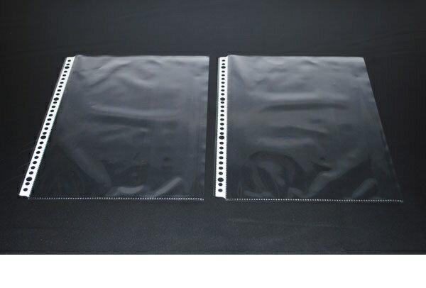 鼎盛302A4-30孔PP真珠條內頁(100張包)
