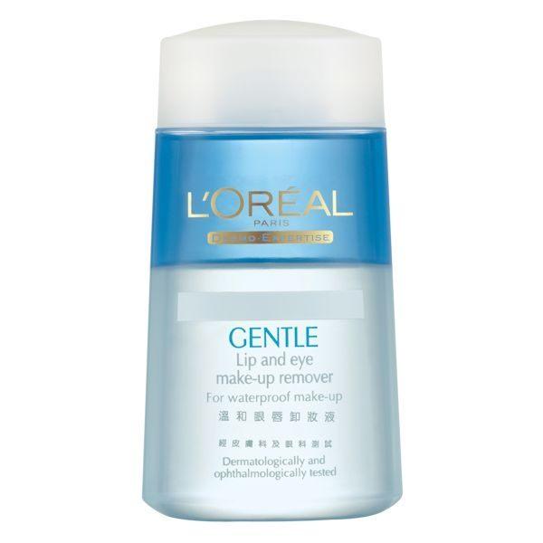 L'Oreal Paris 巴黎萊雅 溫和眼唇卸粧液125ML 【淨妍美肌】/效期2019