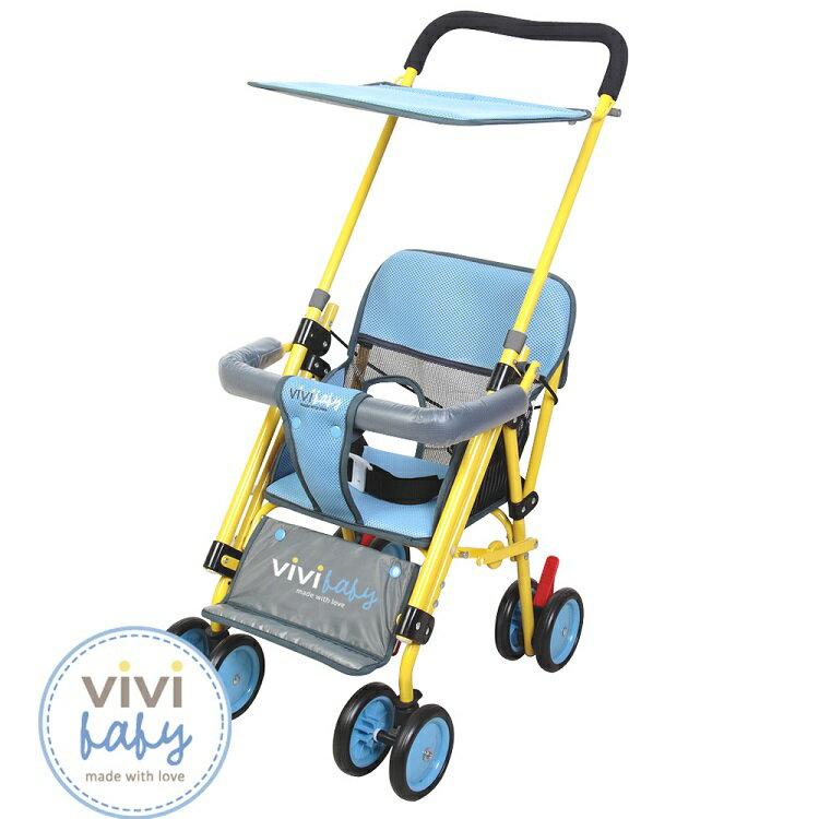 ViViBaby - Easy Go 嬰兒座椅推車(機車椅推車)