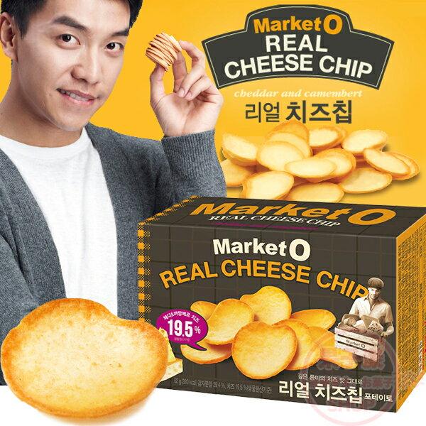 韓國Market O 馬鈴薯起司餅 起司洋芋片 [KR070]