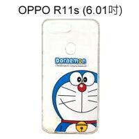小叮噹週邊商品推薦哆啦A夢空壓氣墊軟殼 [大臉] OPPO R11s (6.01吋) 小叮噹【正版授權】