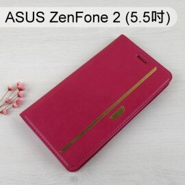 【MyStyle】風尚系列皮套[桃]ASUSZenFone2ZE550MLZE551MLZ00ADZ008D(5.5吋)