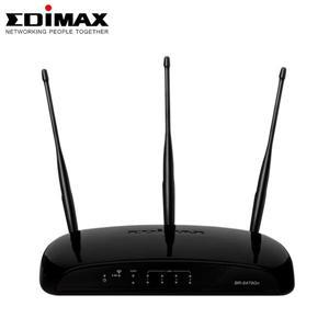 EDIMAX BR-6479Gn N300 無線Gigabit 網路分享器 光世代下載專用