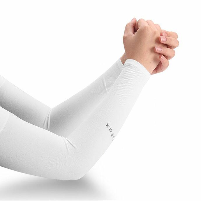 夏季戶外防曬冰絲袖套 防曬袖套-經典款 (EA060)【預購】 4