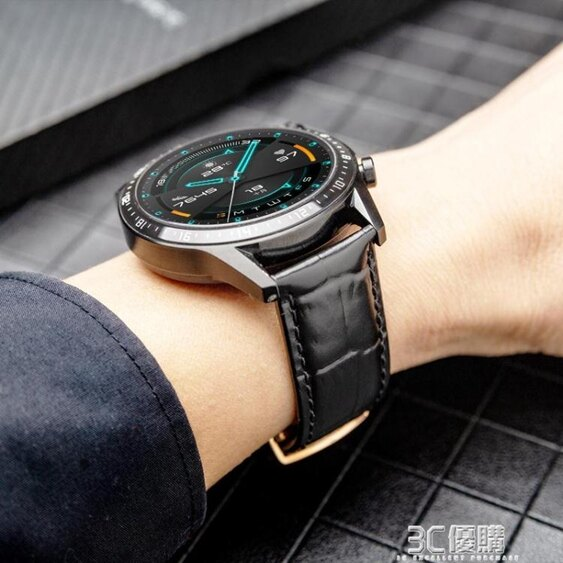 華為GT手錶錶帶GT2e通用榮耀magic2錶?watch2pro運動款防水智 3C優購