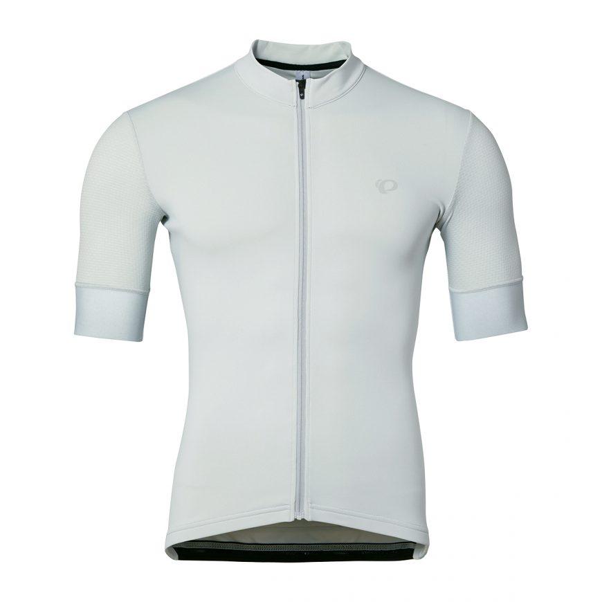 【7號公園自行車】PEARL IZUMI 300-B-3 男性基本合身款短袖車衣(水泥灰)