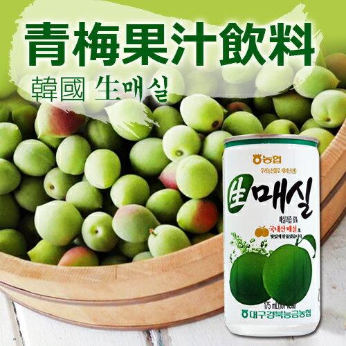 ~台北濱江~韓國 梅子味香濃,超順口~韓國青梅果汁 175mlx15瓶入 ~  好康折扣
