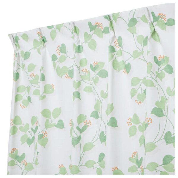 窗簾 FOGLIA YGR 100×200×1 NITORI宜得利家居 3