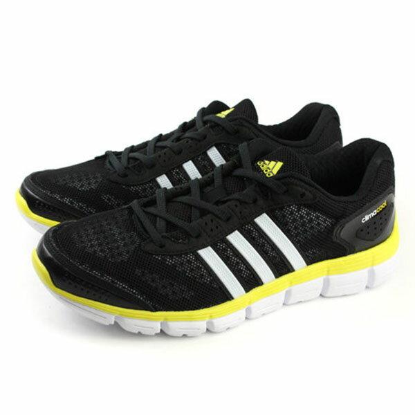 【ADIDAS】CC FRESH M 運動鞋 慢跑鞋 黑色 (男)-S76750
