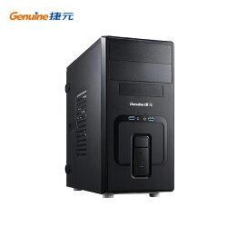 Genuine 捷元 Avbody G15B-8Q G4560/8G /1TB/無作業系統/DVD  桌上型\電腦
