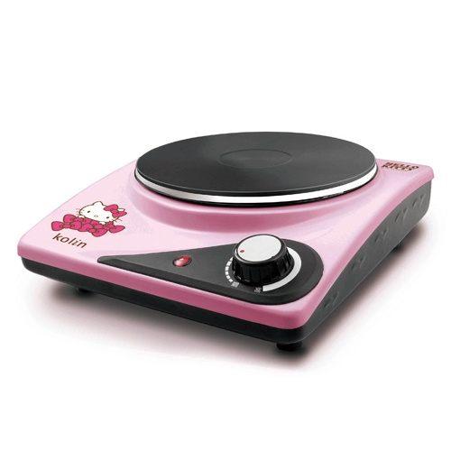 《省您錢購物網》福利品~【歌林 X Hello Kitty聯名款】不挑鍋電子爐(KCS-MNR08)