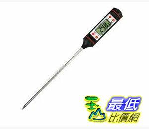 a[有現貨 馬上寄] 高溫 筆型溫度計 油溫 電子式不銹鋼製 -50度C到300度C (16157_G42)