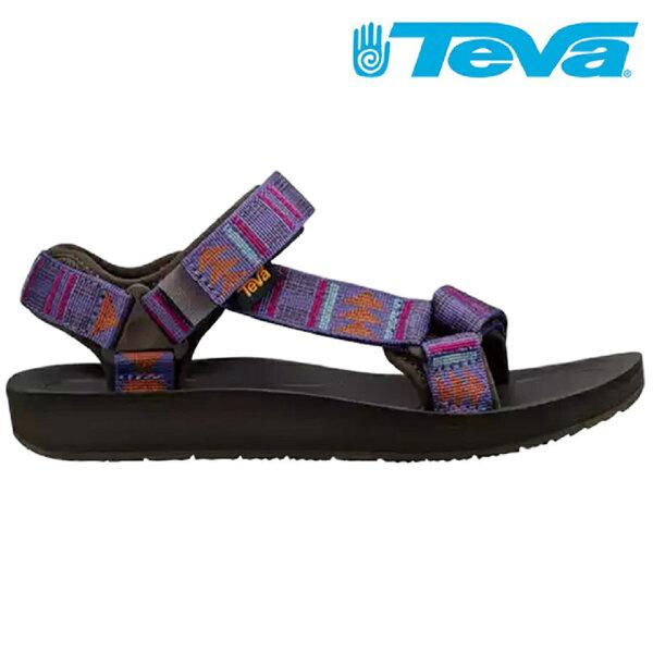 TEVA女運動涼鞋OriginalUniversalPremier(紫)經典織帶涼鞋TV1016935BBDW【胖媛的店】