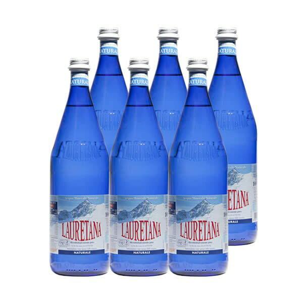 Lauretana 天然冰河氣泡水(1L)