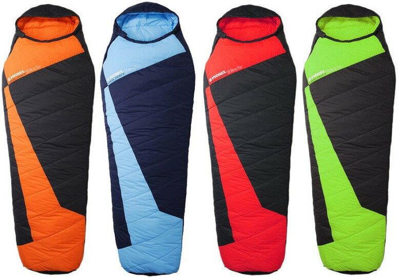 【【蘋果戶外】】億大 H306【中空纖維/適溫5°C】PICKEL 天然透氣立體羽絨睡袋 方型睡袋 露營睡袋 登玉山 出國旅遊 打工留學