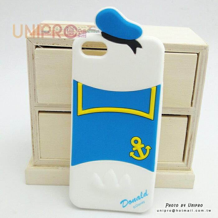 ~UNIPRO~↙ 下殺↘ 迪士尼 iPhone 5 5S 唐老鴨 Donald Duck