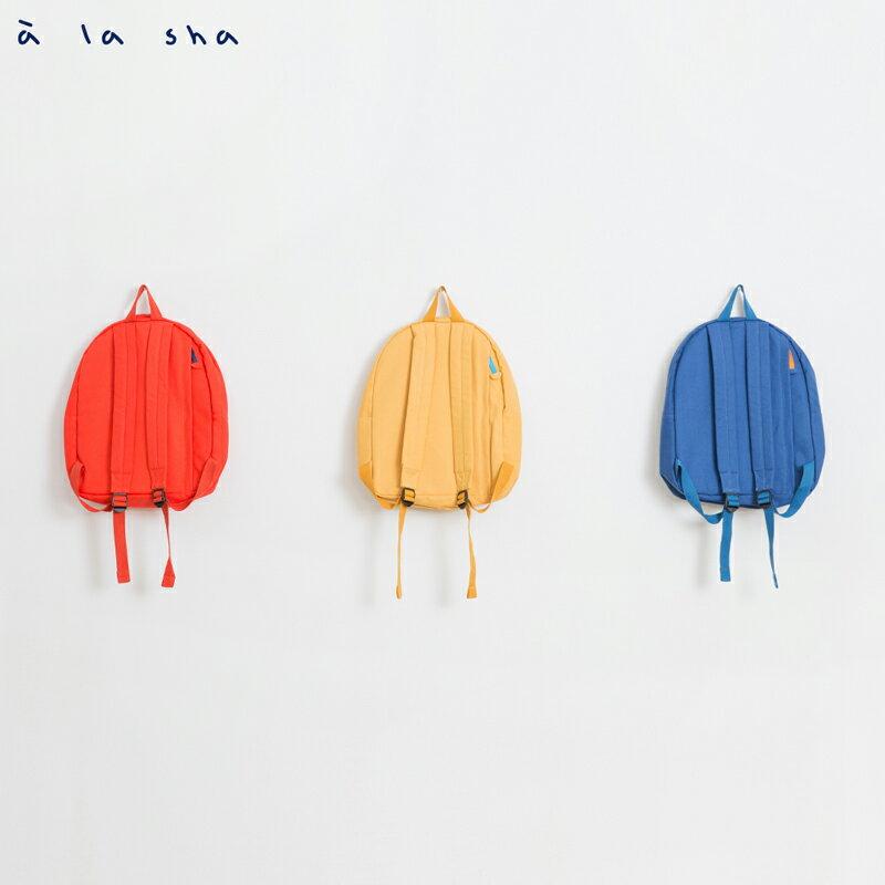 a la sha 鉛筆造型帆布後背包 4