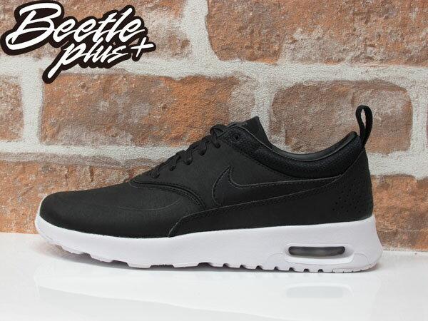 BEETLE WMNS NIKE AIR MAX THEA PRM 黑白 輕量 無縫線 慢跑 女鞋 616723-007 0