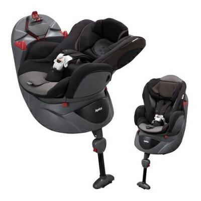 Aprica 平躺型嬰幼兒汽車安全臥床椅Fladea STD 699 -爵士黑