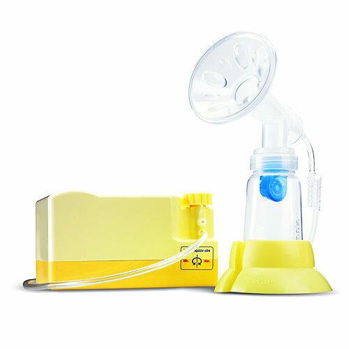 貝瑞克 6S 第6代豪華手電動兩用吸乳器-黃 『121婦嬰用品館』 0