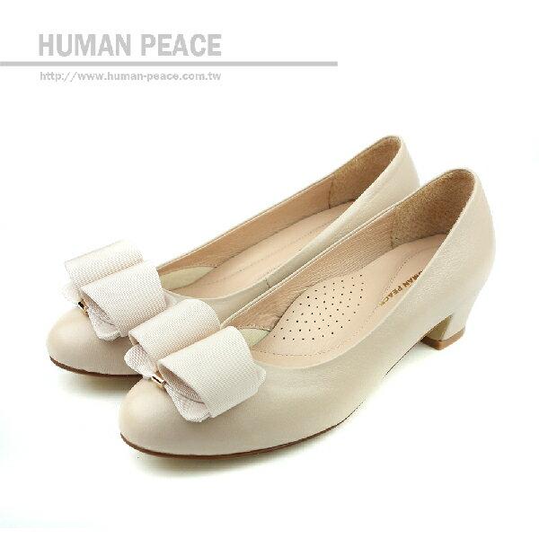 HUMAN PEACE 休閒鞋 可可色 女鞋 no184