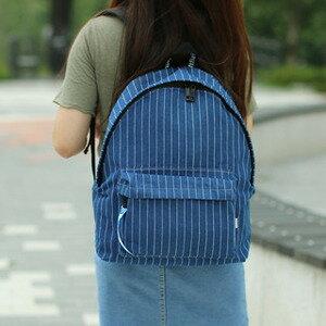 【包包阿者西】後背包 韓國LEFTFIELD直條紋後背包 電腦包 書包 NO.702 ??? ??