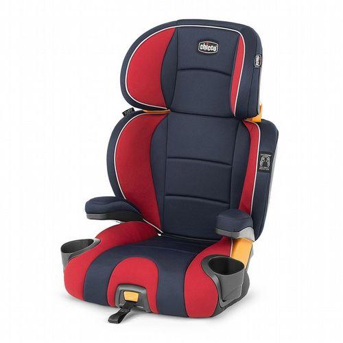 Chicco KidFit 成長型安全汽座/安全座椅-日曜紅★衛立兒生活館★