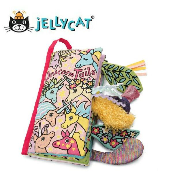 Woolala:★啦啦看世界★Jellycat英國玩具獨角獸動物感官刺激布書彌月禮出生禮月子共讀嬰兒寶寶閱讀出生