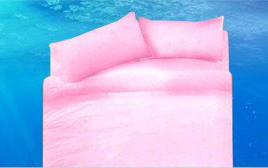 【名流寢飾家居館】海洋膠原蛋白香氛.100%精梳棉.加大雙人床包組.全程臺灣