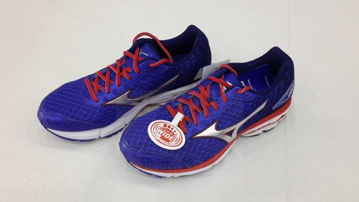 元禾〉MIZUNO男 慢跑鞋 WAVE RIDER19(2E) 系列 J1GC160491