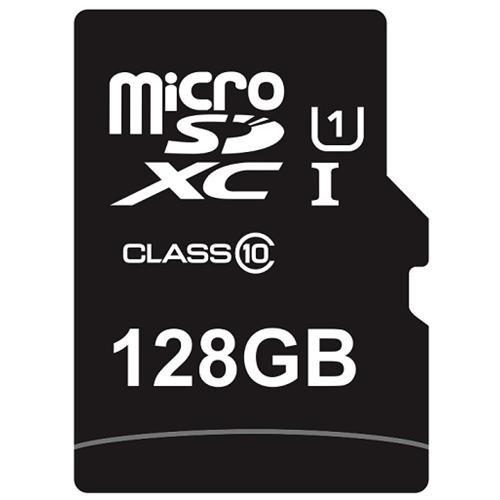 Major OEM 128GB 128G microSDXC UHS-I 70MB/s Class 10 microSD micro SD SDXC Card + USB 2.0 OTG Reader 1