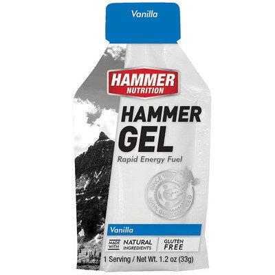騎跑泳者-HAMMER GEL能量果膠1包.六種口味可選,素食可,參考Powergel,GU,千沛,運動達人,邁克仕,義維力