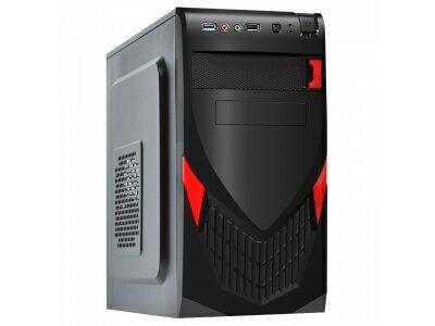 【迪特軍3C】YAMA 閃電狼 (紅) 電競機殼 機箱 主機殼  電腦機殼 遊戲機殼 另有藍版 0