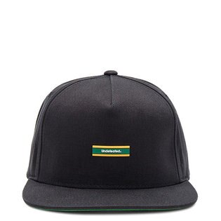 EST:【EST】Undefeated531254TheBarspinSnapback棒球帽黑[UF-5230-002]H1106