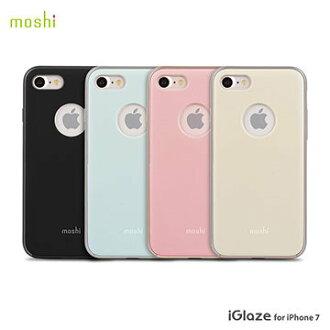 Moshi iGlaze Clear for iPhone 7 4.7吋 超薄時尚保護背殼