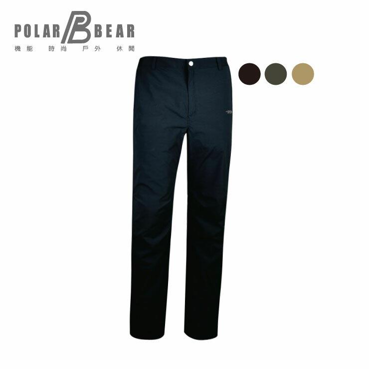 【POLAR BEAR】男彈性CORDURA抗UV長褲 0