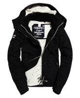 極度乾燥商品推薦到極度乾燥 Superdry Pop Zip Hooded Arctic Windcheate 白色內裡黑色外套 防風外套  女款就在Topshop推薦極度乾燥商品
