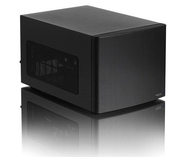 【迪特軍3C】瑞典FD NOD-304 Fractal Design 準系統系列 NODE 304 迷你機殼(永夜黑)