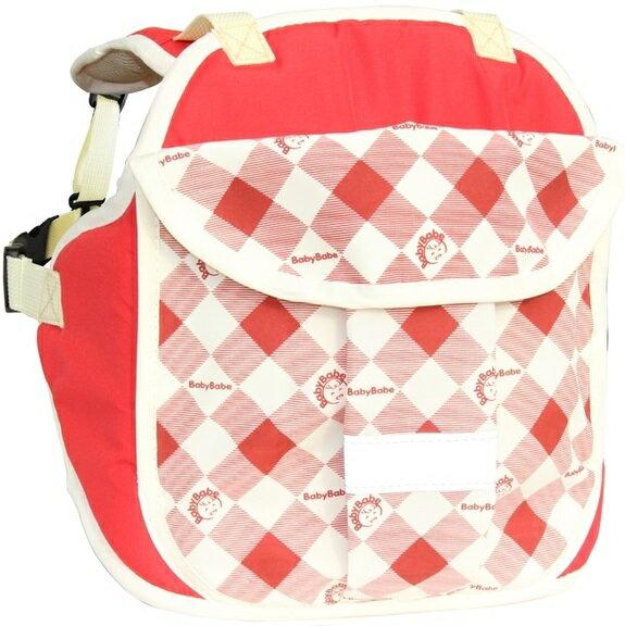 『121婦嬰用品館』同富 多功能兒童防護背包 - 紅 0