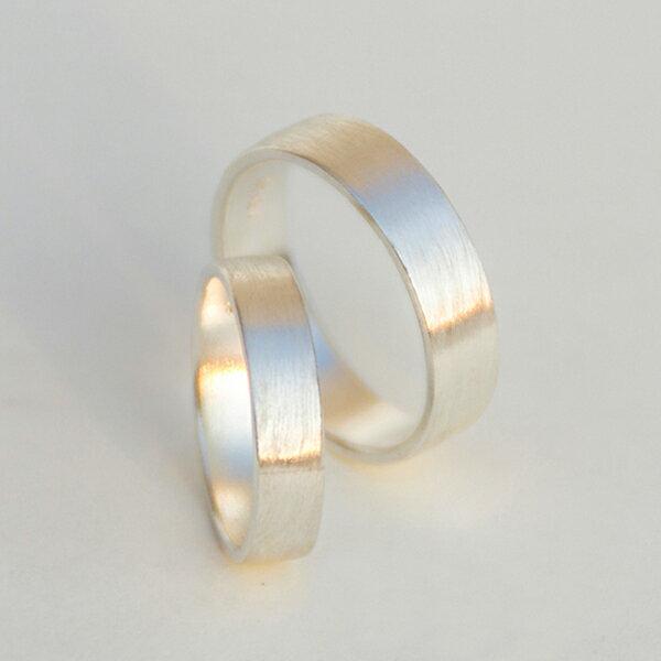 [UNIDO] 原創手作 指尖的幸福99純銀戒指 - 對戒套組/ 尺寸定製/ 刻字服務/ 定情戒/ 友情戒/ 情人節禮物