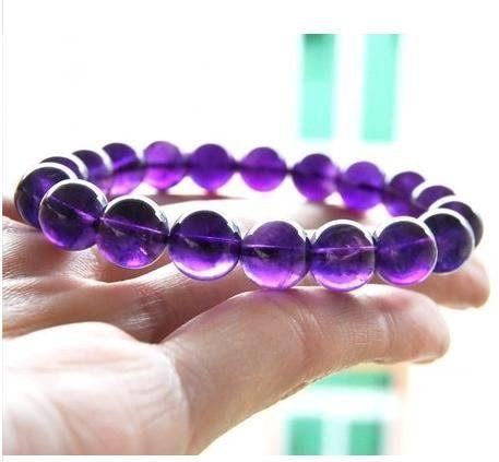 紫水晶手鏈飾品