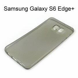 超薄透明軟殼 ^~透灰^~ Samsung G9287 Galaxy S6 Edge Pl